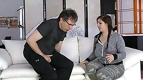 Trying To Fuck Her Step Dad