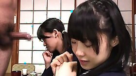 Adorable Asian Kenna Blake presents a random sensual schoolgirl