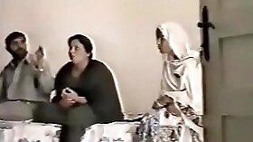 Amateur Indian Couples Taking a Break