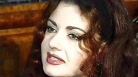 Two Magic Tiaras with Messy! Italian Girlfriend Mona Mako
