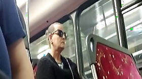 My friend fingering and fucked on bus