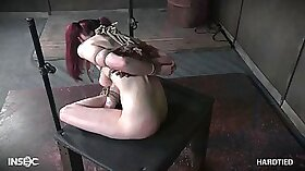 Rachel Brant does her first sex scene on cam