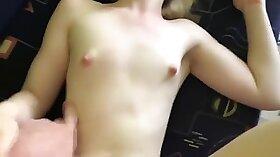 18yo girlfriend in hotel in a fucking scene